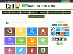 Call SEO Tools - %100 The Best Free Small SEO Tools