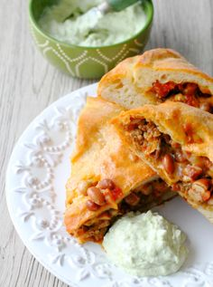 Big Game Taco Calzones by Foodtastic Mom #YesYouCAN #ad