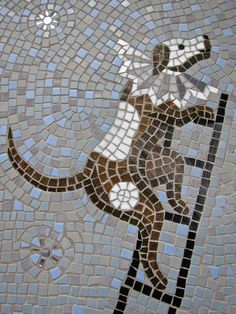 BAMM's Mosaic of the Year 2014: Tessa Hunkin and the Hackney Mosaic Project Change A Community With Art