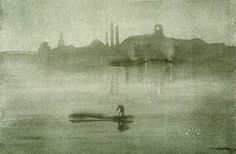 Nocturne: The Thames at Battersea, 1878  James McNeill Whistler (American, 1834–1903)  The Metropolitan Museum of Art