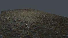Mud and pebbles, Nicolas Rudowski on ArtStation at https://www.artstation.com/artwork/mud-and-pebbles