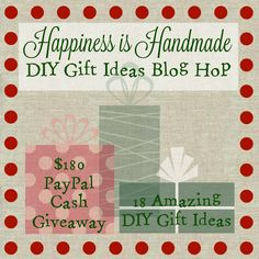 Pet Silhouette Gift and More Happiness is Handmade DIY Gift Ideas