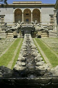 Palazzo Farnese, Caprarola, Viterbo