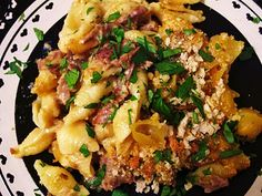 Philly Cheesesteak Macaroni and Cheese