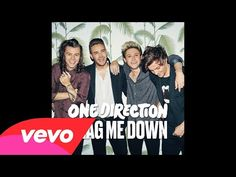 One Direction - Drag Me Down (Official) - YouTube>>>>I have it on repeat right now