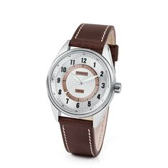 brosway watch in cuoio marrone