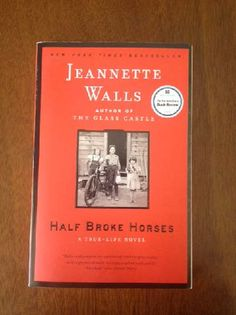 """""""HALK BROKE HORES"""" -    """"I found myself lying in bed at 2:30 in the morning unable to put down this riveting book. The heroine of this novel was unstoppable in all of her endeavors. One of the more memorable stories, in this great read, tells of how the author's grandmother rode horseback, alone, for 500 miles across Arizona. She was only 15 years old! This is the kind of pluck her grandmother demonstrated throughout her entire life. Nothing could stop this woman from achieving her goals."""""""