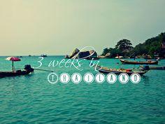 Three weeks in Thailand @shoreskylines http://www.fromshorestoskylines.com/thailand-roundup/