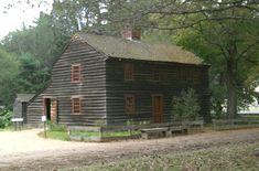John Fenno House, Massachusetts -1704