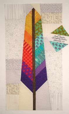 SpringLeaf Studios: WIP Wednesday: Anne Deister does something with colors and fabrics like nobody else! Modern Quilt Patterns, Quilt Block Patterns, Modern Quilting, Bird Quilt Blocks, Paper Piecing, Arrow Quilt, Vogel Quilt, Southwestern Quilts, Low Volume Quilt