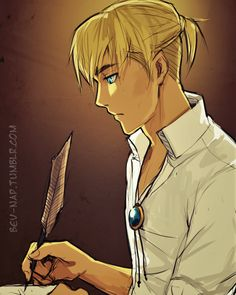 Commander Armin by Bev-Nap on DeviantArt
