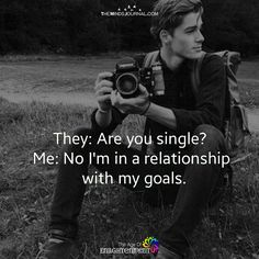 I'm In A Relationship With My Goals - https://themindsjournal.com/im-relationship-goals/
