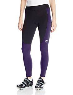 Pearl Izumi - Ride Women's Elite Thermal Cycling Tights, Blackberry/Black, X-Small