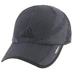 adidas Womens Adizero Primeknit Cap, Black/Onix, One Size...