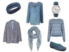 Spring 2013 Accent: Monaco Blue goes to work