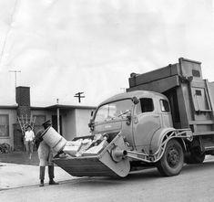 165 Best Vintage Sanitation Trucks Images Trucks