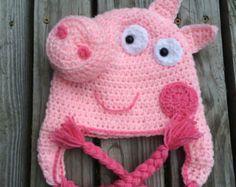 Amigurumi Tutorial Peppa Pig : Canal crochet peppa pig amigurumi