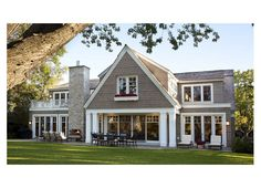 Charlie & Co. Design: Shingle Style Residence design by architect Charlie Simmons based in Minnesota MN