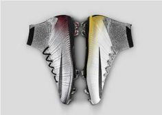 Mercurial Superfly Gold and Quinhentos – Nike Celebrate Ronaldo - Soccer Cleats 101 Best Soccer Cleats, Nike Cleats, Soccer Gear, Nike Soccer, Soccer Tips, Soccer Stuff, Cool Football Boots, Soccer Boots, Football Shoes
