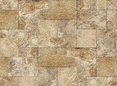 Seamless Travertine Stone Tile + (Maps) | texturise