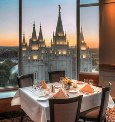 Roof Restaurant Salt Lake City Ut - Parking For The Roof Restaurant Salt Lake City Park City Utah, Salt Lake City Utah, Michelin Star, The Roof Restaurant, Luxury Restaurant, Salt Lake City Restaurants, The Places Youll Go, Places To Go, Utah Adventures