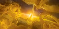 Jesus Christ as Warrior-King with his heavenly armies.Hail Christ, the Glorious King! Heaven Art, Evil Angel, Warrior King, Bible Pictures, Bride Of Christ, King Jesus, Prophetic Art, Biblical Art, Lion Of Judah