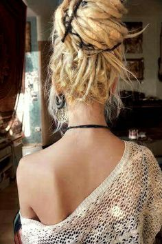 ♡ dreadlocks