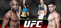 Transmissão ao vivo luta Anderson Silva x Nick Diaz UFC 183