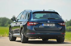 Wagon version of Skoda's cut-price limo is relaxing to drive, vast inside and great value, provided you avoid the range-topper One Drive, First Drive, Car Tuning, 4x4, Cars, Music, Autos, Musica, Musik