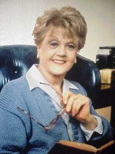 Murder, She Wrote (1984 TV)  Angela Lansbury as Jessica B. Fletcher