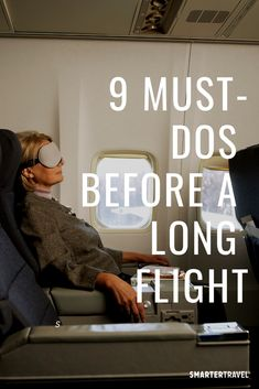 To help you keep long-haul flying from becoming long-suffering, here are nine tips to consider before booking your next big international flight. outfit plane long flights 9 Must-Dos to Help You Prepare for a Long Flight Airline Travel, Travel Abroad, Vols Longs, Long Flight Tips, Tips For Long Flights, Airplane Outfits, Airplane Hacks, International Travel Tips, Travelling Tips