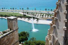 Parc de Mar. Palma de Mallorca.
