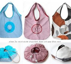 Ebook - Foldable shopping bag LOLA_B