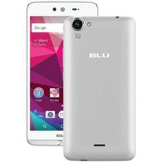 Dash X Unlocked Smartphone (White)