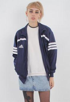 Vintage Adidas Track Jacket                                                                                                                                                                                 More