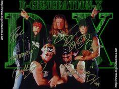 D Generation X Wallpaper DX