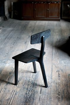 Tray Chair - Tierney Haines Architects