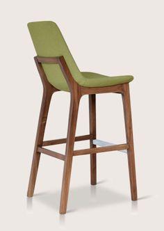 SoHo Concept Eiffel Wood Stool