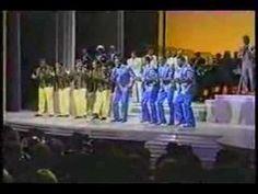 TEMPTATIONS VS. FOUR TOPS 1985