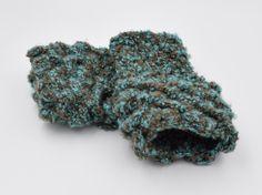 Crocodile stitch gloves mitten  wool / Dragon stitch gloves mitten wool de la boutique SUINDARA sur Etsy