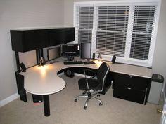 Home workstation designs - House design plans