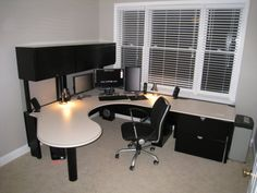 Magnificent Workstation For Home Idea Cool Workstations For Home Pinterest  Free Home Designs Photos Ideas Pokmenpayus