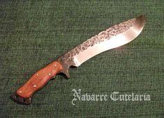 Navarre Cutelaria Artesanal: Facão Kukri