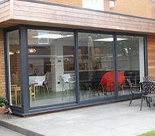 29 Ideas glass door design layout for 2019 Best Sliding Glass Doors, Sliding Patio Doors, Glass Front Door, Glass Extension, Extension Ideas, Extension Designs, Art Room Doors, Victorian Front Doors, Door Paint Colors