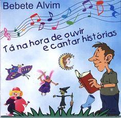 CD I,  infantil, com minhas obras e canções. Produção independente.
