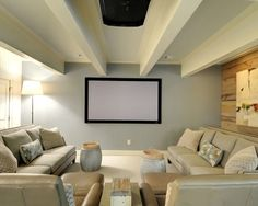 Basement Basement Renovations Design, Pictures, Remodel, Decor and Ideas - page 11