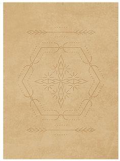 penabranca: Carta de Burkina Faso ©Penabranca / Sacred Geometry <3