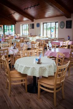 Our Cafe Outdoor Tables, Outdoor Decor, Farm Shop, Bury, Places To Eat, Outdoor Furniture, Dining, Home Decor, Dinner