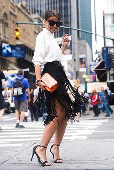 The Fringe Skirt – 5 Ways:Be Daze Live waysify