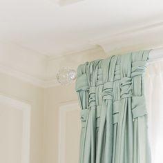 Vorhang-deko wohnzimmer
